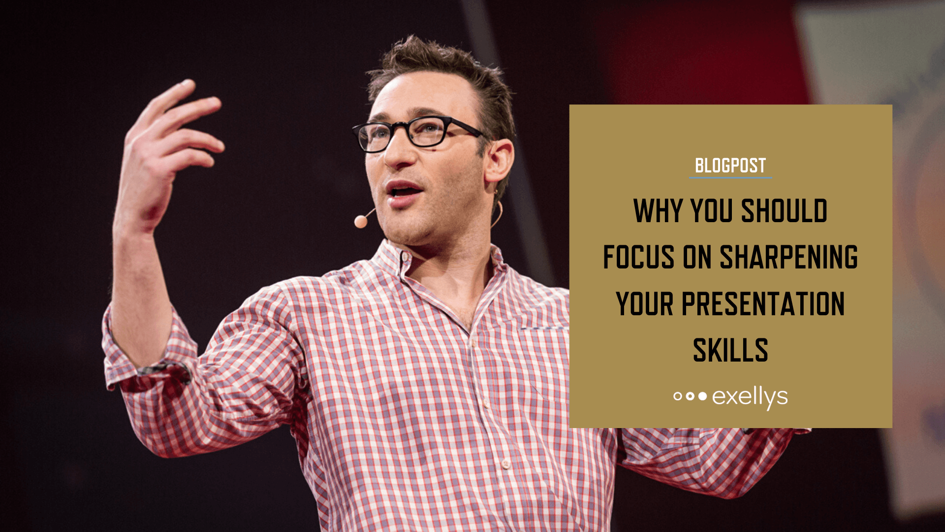 Why you should focus on sharpening your presentation skills