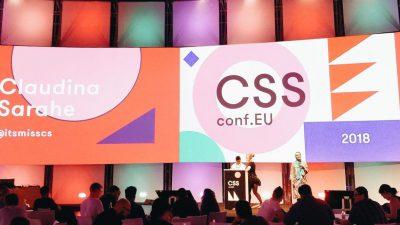 JS CSS Conf