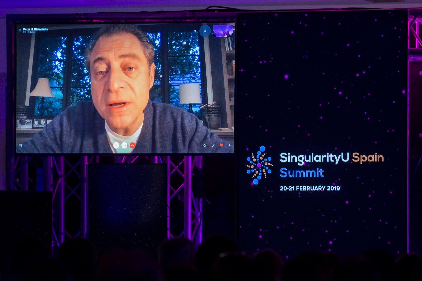 Singularity University Spain Summit