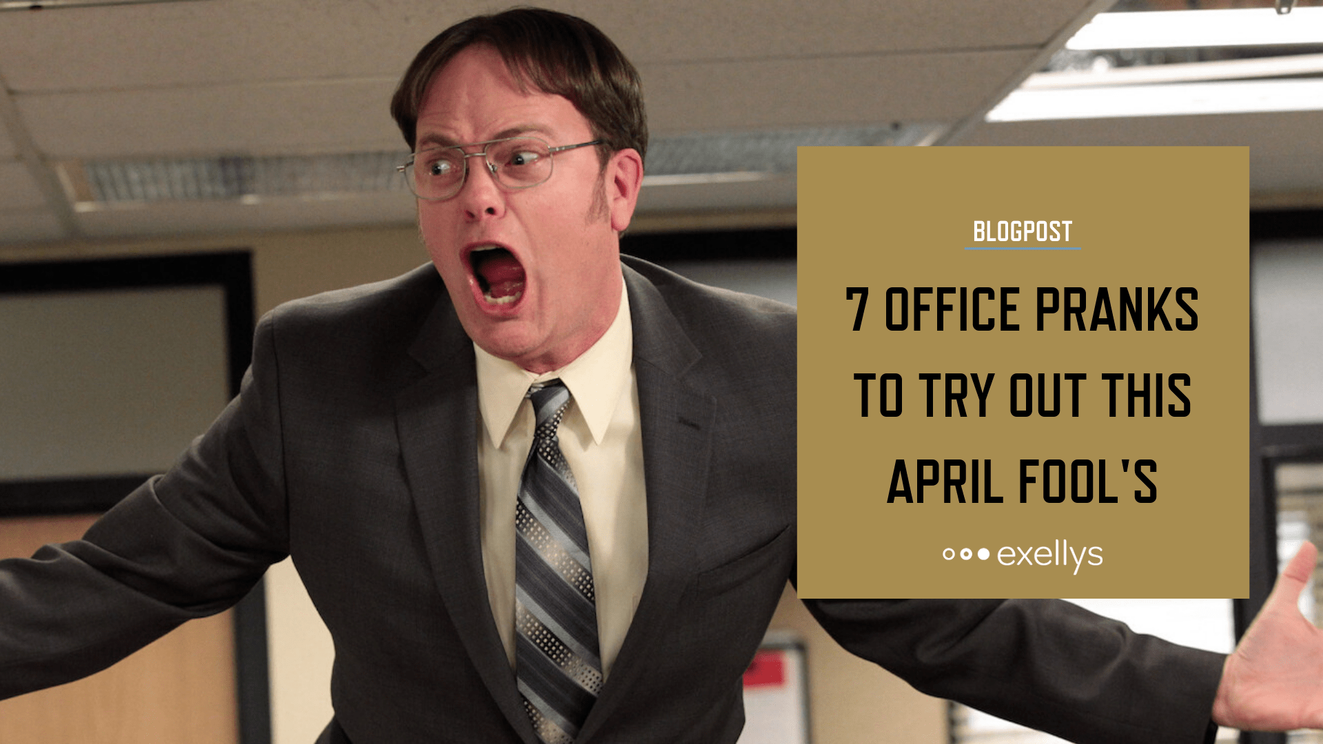 7 office pranks to try out this April Fools