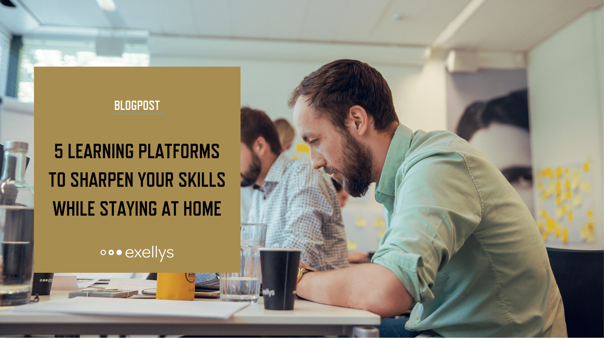 5 learning platforms to sharpen your skills while staying at home - Social share image