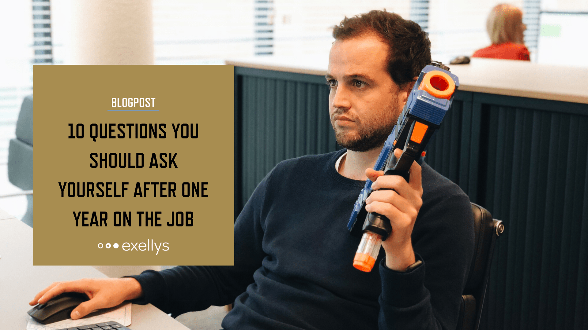 10 questions you should ask yourself after one year on the job - Social share image