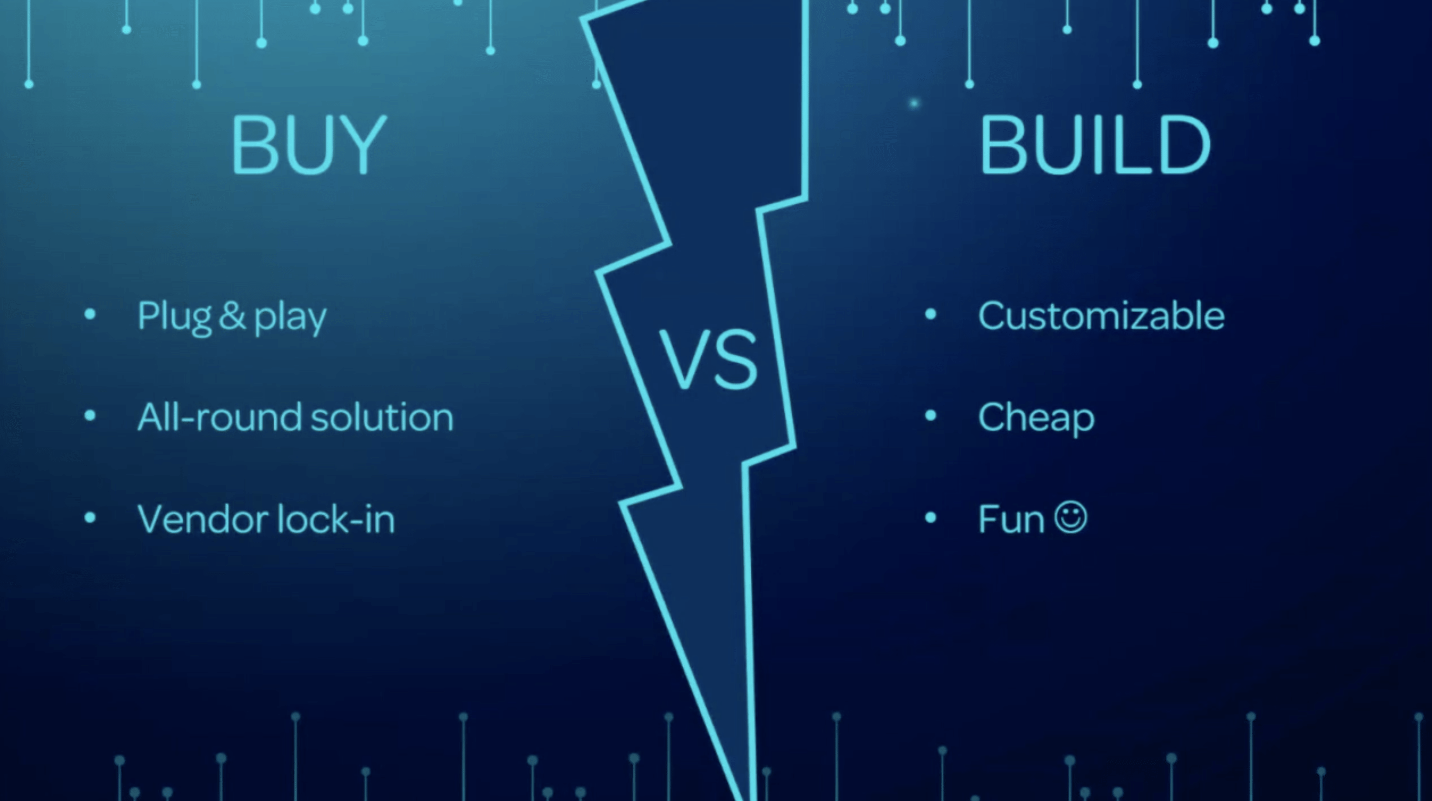 Starting out with home automation: A practical guide Buy vs build