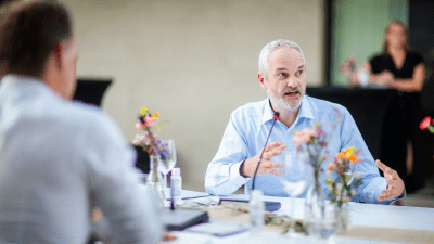 Jurgen Ingels' advice for young professionals - Blogpost cover