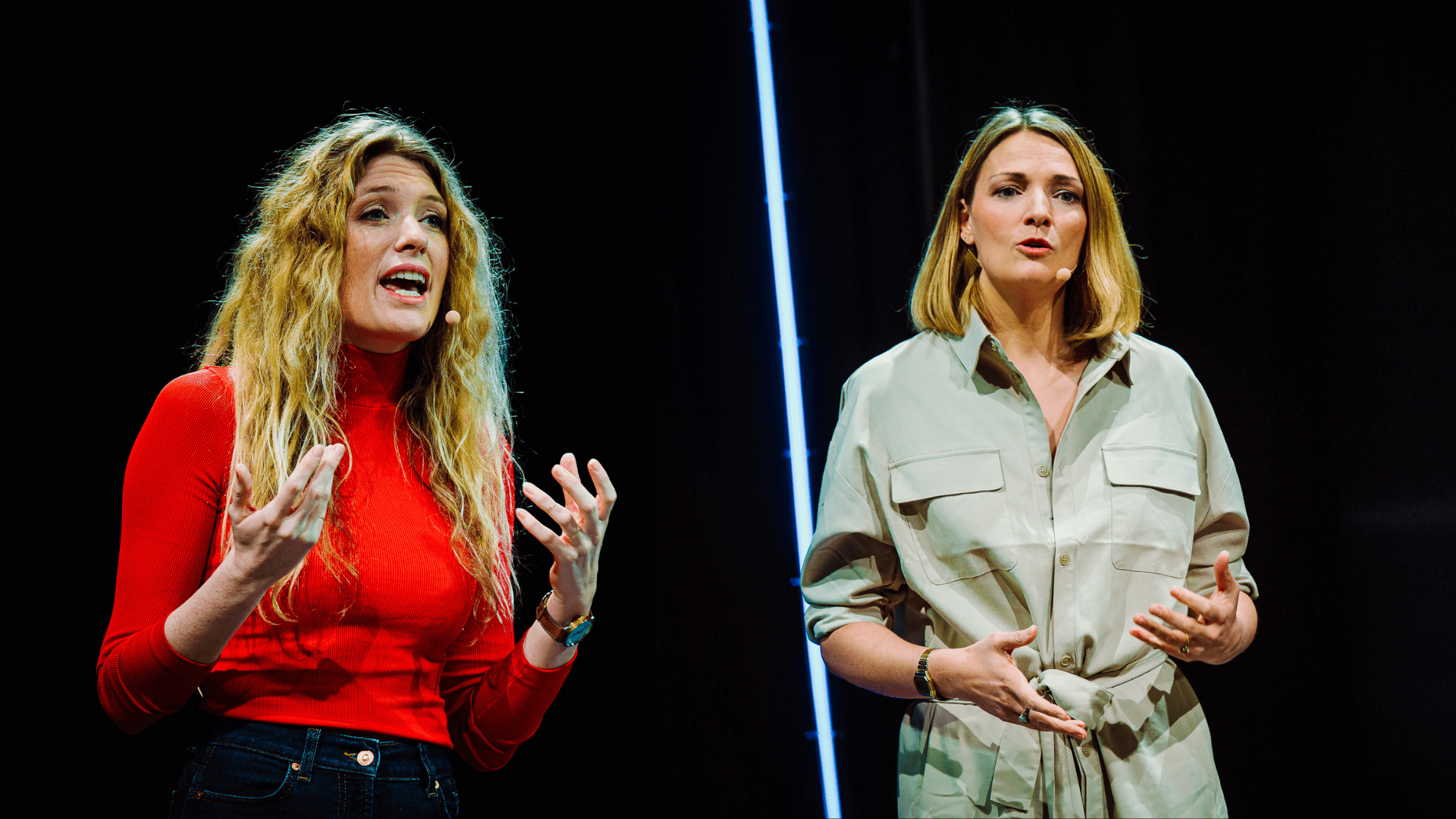 Penny Van Puymbroeck & Ilse Roosens