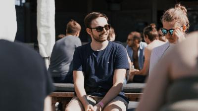 How Denny became a .NET Developer - Blogpost cover